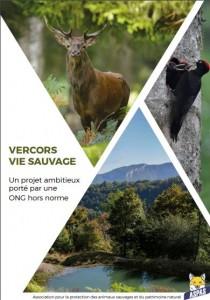 Commenterre soutient le projet Vercors Vie sauvage